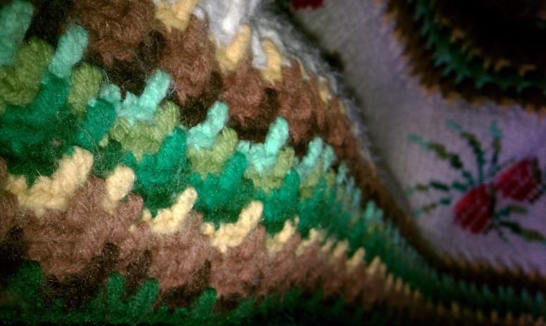 Momma's blanket